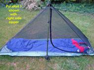 pyranet 1 & Net Tents