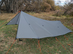 La Garita Tarp Tent Set Up Video & Product La Garita Tent Page